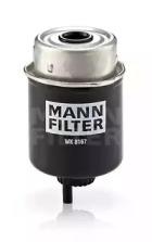 WK8167 MANN-FILTER Топливный фильтр