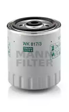 WK8173X MANN-FILTER Топливный фильтр -1