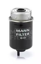 WK8179 MANN-FILTER Топливный фильтр