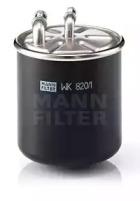 WK8201 MANN-FILTER Топливный фильтр -1