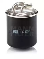 WK8202X MANN-FILTER Топливный фильтр -1