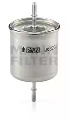 WK8222 MANN-FILTER Топливный фильтр