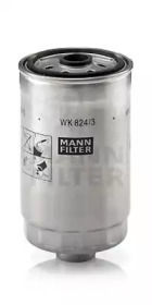 WK8243 MANN-FILTER Топливный фильтр -1