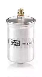 WK8303 MANN-FILTER Топливный фильтр