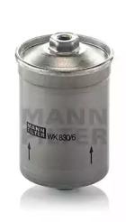 WK8306 MANN-FILTER Топливный фильтр