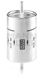 WK830 MANN-FILTER Топливный фильтр -1