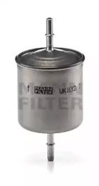 WK8322 MANN-FILTER Топливный фильтр -1