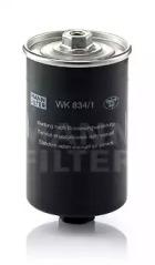 WK8341 MANN-FILTER Топливный фильтр