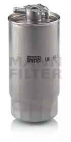 WK8411 MANN-FILTER Топливный фильтр -1