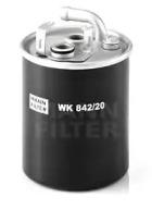 WK84220 MANN-FILTER Топливный фильтр -1