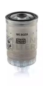 WK84224 MANN-FILTER Топливный фильтр -1
