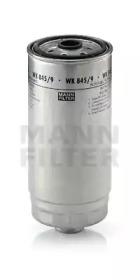 WK8459 MANN-FILTER Топливный фильтр -1