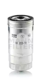 WK85314 MANN-FILTER Топливный фильтр