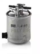 WK9007 MANN-FILTER Топливный фильтр -1