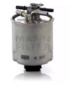 WK9027 MANN-FILTER Топливный фильтр -1