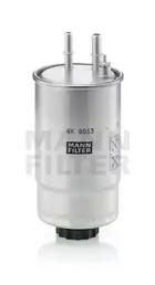 WK9053Z MANN-FILTER Топливный фильтр