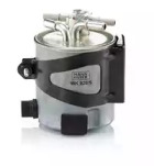 WK9205 MANN-FILTER Топливный фильтр
