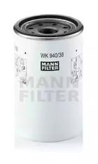 WK94038X MANN-FILTER Топливный фильтр
