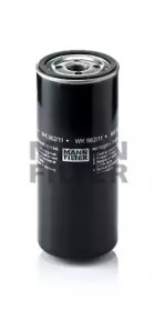 WK96211 MANN-FILTER Топливный фильтр