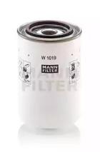 W1019 MANN-FILTER Фильтр, Гидравлическая система привода рабочего оборудования