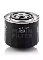 W1126 MANN-FILTER Масляный фильтр -1