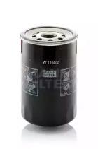W11502 MANN-FILTER Масляный фильтр, Фильтр, Гидравлическая система привода рабочего оборудования