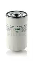 W11602 MANN-FILTER Масляный фильтр -1
