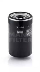 W11606 MANN-FILTER Гидравлический фильтр