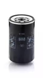 W1160 MANN-FILTER Масляный фильтр -1