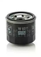 W6011 MANN-FILTER Масляный фильтр -1