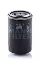 W6014 MANN-FILTER Масляный фильтр -1