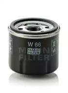 W66 MANN-FILTER Масляный фильтр -1