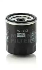 W683 MANN-FILTER Масляный фильтр