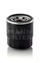 W7023 MANN-FILTER Масляный фильтр -1