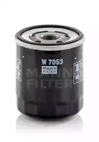 W7053 MANN-FILTER Фильтр масла