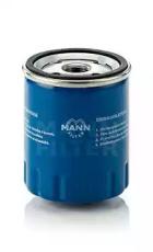 W71215 MANN-FILTER Масляный фильтр