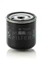 W71221 MANN-FILTER Масляный фильтр