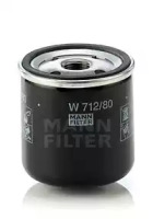 W71280 MANN-FILTER Масляный фильтр