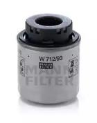 W71293 MANN-FILTER Масляный фильтр -1