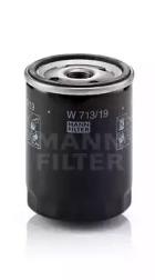 W71319 MANN-FILTER Масляный фильтр