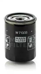 W71335 MANN-FILTER Масляный фильтр