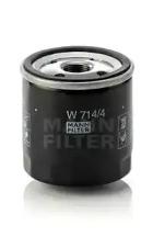 W7144 MANN-FILTER Масляный фильтр