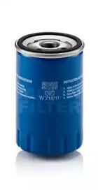 W71911 MANN-FILTER Масляный фильтр -1