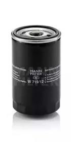W71912 MANN-FILTER Масляный фильтр