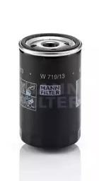 W71913 MANN-FILTER Масляный фильтр
