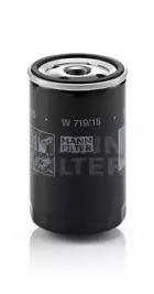 W71915 MANN-FILTER Масляный фильтр