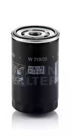 W71930 MANN-FILTER Масляный фильтр