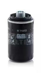 W71953 MANN-FILTER Масляный фильтр