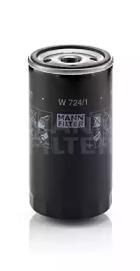 W7241 MANN-FILTER Масляный фильтр -1