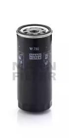 W730 MANN-FILTER Масляный фильтр
